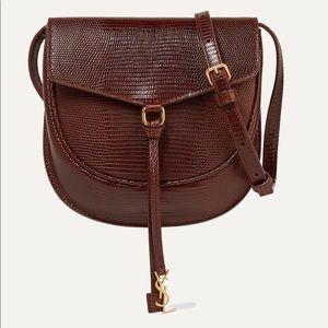 Saint Laurent Datcha Lizard Bag